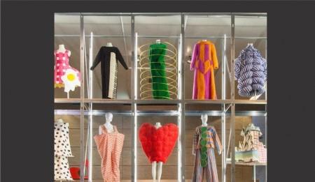 El Museo del Traje con un homenaje a Ágatha Ruiz de la Prada
