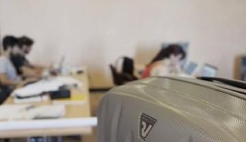 Roncato e Iuav diseñan en Venecia el futuro de la maleta