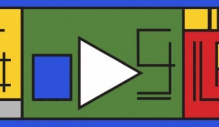 Hoy Google celebra los 100 años de la Bauhaus
