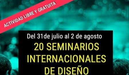 20 Seminarios Internacionales de Diseño