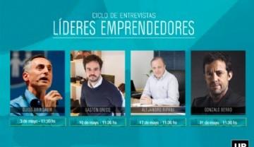 Ciclo de entrevistas a Líderes Emprendedores