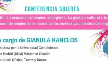 Gianula Kanelos en La Plata