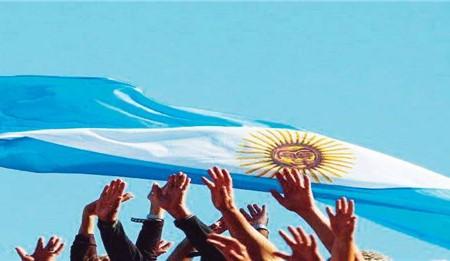 Hoy 9 de Julio celebramos el día de la Independencia Argentina