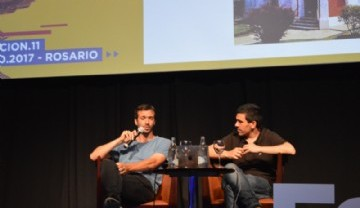 "Entrevista a Eugenio Raffo y a Matías Ascencio  ""Un Tren de vuelta a Quilmes"""