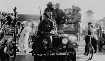 Fidel Castro en fotos, postales de la historia del siglo XX