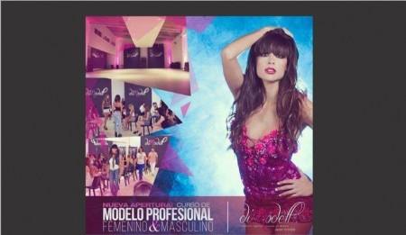 Dimodell es marca registrada en el desfile de UDE Argentina