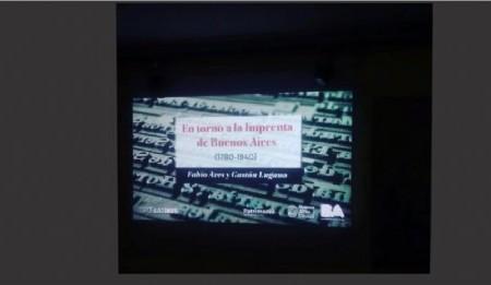 Dopler en la 8va Bienal de Tipografía Latinoamericana