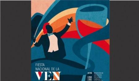 Melodías que abrazan al vino: así es la gráfica de la Vendimia 2020