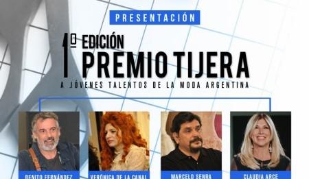 Presentación Premio Tijera a jóvenes talentosos de la Moda Argentina