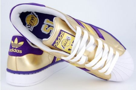 Zapatillas Adidas de Los Angeles Lakers