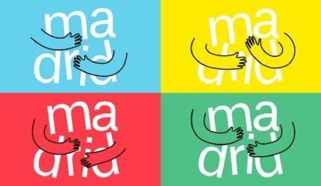 Madrid te abraza, ¿imagen de campaña o logo turístico?