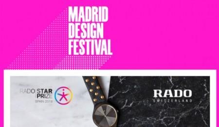 MADRID DESIGN FESTIVAL presenta la segunda edición del Rado Star Price Spain