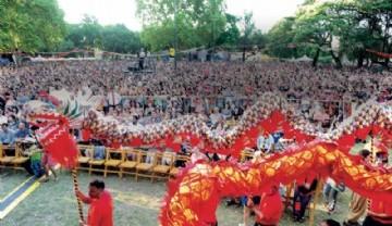 Color y tradición: lo mejor de los festejos por el Año Nuevo Chino