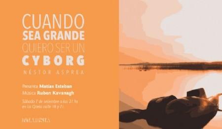 Hoy presenta su libro el artista platense Néstor Asprea