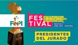 El FePI Rosario 2017 anuncia Presidentes del Jurado
