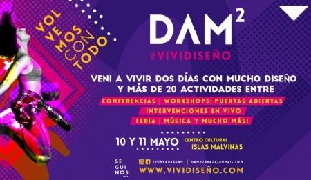 Segundas Jornadas de Diseño Dam