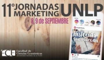 11º Jornadas de Marketing UNLP: Historias que marcan