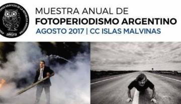 28° Muestra Anual Fotoperiodismo Argentino aRGra