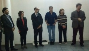 La Casa Curutchet brilló con una exposición itinerante y la presentación de la Guía de Arquitectura Contemporánea de Buenos Aires