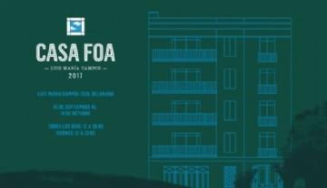 CASA FOA abre sus puertas al público en Septiembre