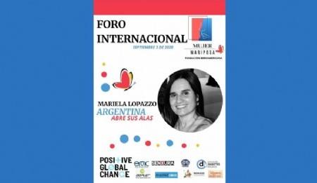 Spot de presentación del Foro Internacional