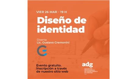 La ADG Córdoba presenta Diseño de identidad.