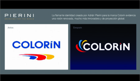 La tradicional marca de pinturas confió en el reconocido estudio de diseño argentino para su nueva imagen