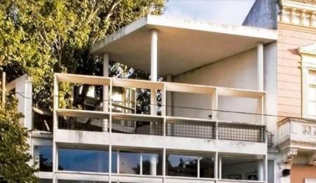 Un Patrimonio de la Humanidad en La Plata: así es por dentro la Casa Curutchet de Le Corbusier