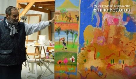 Conversatorio con el artista Miguel D'Arienzo