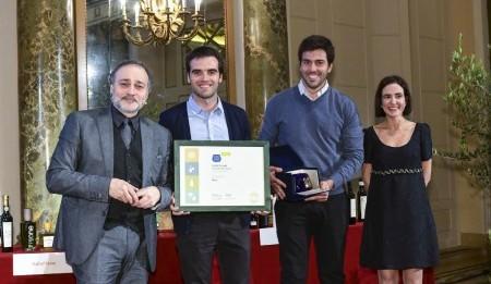 Los aceites de OLIVA de FAMILIA ZUCCARDI reciben un importante reconocimiento en ITALIA