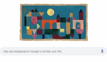 139 aniversario del nacimiento de Paul Klee