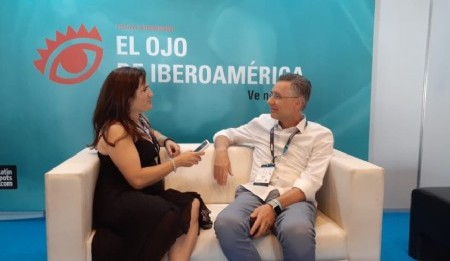 Carlos Pezzani en el Ojo de Iberoamérica 2019