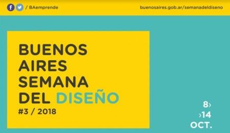 Buenos Aires Semana del Diseño 2018