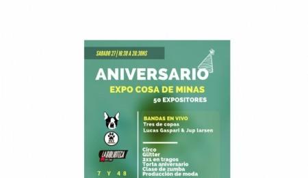 Hoy festejamos nuestro día internacional del diseño con un hashtag para disfrutar #ExpoCosadeMinas2años