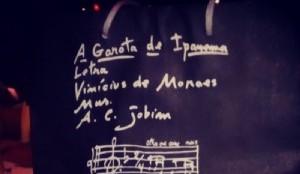 Garota de Ipanema, música e identidad registrada de un lugar que trasciende en el tiempo