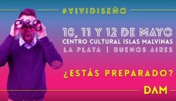 Hoy comienzan las JORNADAS DAM en nuestra ciudad. La Plata.