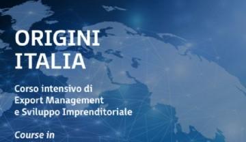 """Curso de Entrenamiento Gerencial """"Origini Italia 2018"""""""