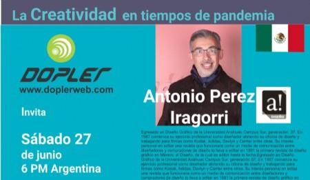 Antonio Pérez Iragorri: Una palabra dice más que mil imágenes
