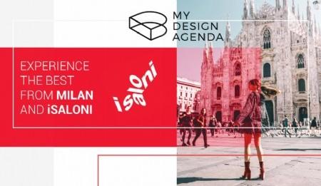 Dopler invitado al Salon del Mobile, Milano Italia