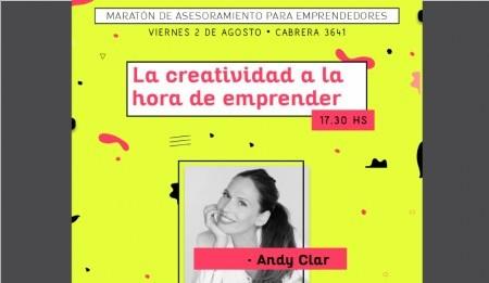 Andy Clar en la cumbre de emprendedores