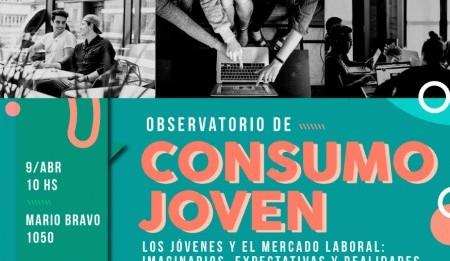 Presentación del informe de investigación: Los jóvenes y el mercado laboral