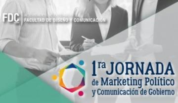 Jornada de Marketing Político y Comunicación de Gobierno en UDE