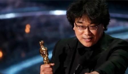 """Bong Joon-Ho fue distinguido por """"Parasite"""" (REUTERS/Mario Anzuoni)"""