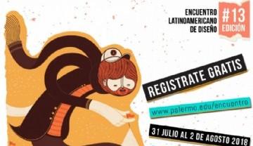 Inscripción al XIII Encuentro Latinoamericano de Diseño | UP