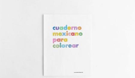 Colorear a México