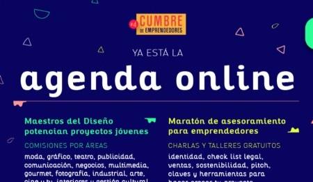 Agenda online  IV Cumbre de Emprendedores