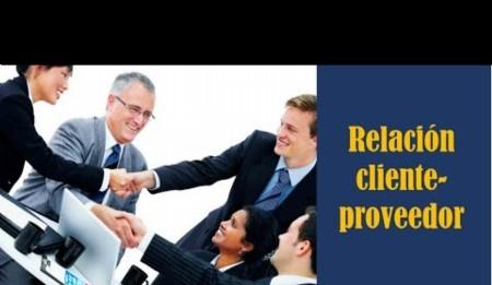 Como tratan a los proveedores, tratan a los clientes…