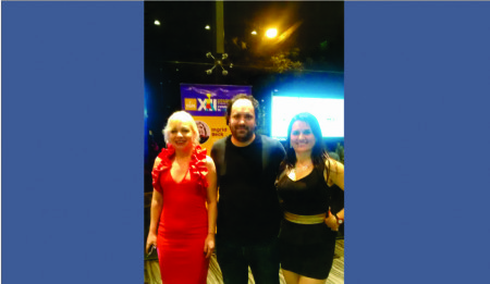 """Entrevista con ALEJANDRO CIANCIO, director de """"EL MARGINAL"""""""