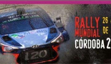 Marcas y auspiciantes en la mira, se viene el Rally Mundial, Córdoba 2018