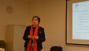 Entrevista desde España a la Dra. Gianula Kanelos Poblete